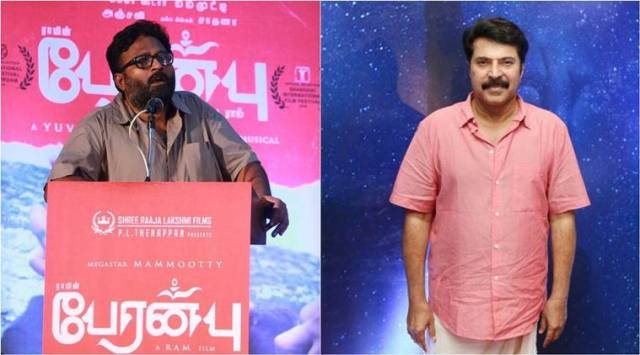 It took me 20 years to make a film with Mammootty: Ram at Peranbu audiolaunch