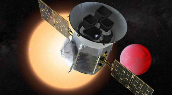 NASAs new planet hunting probe TESS begins operations