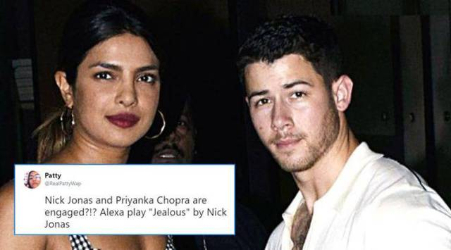 Are Priyanka Chopra and Nick Jonas engaged? The speculation is driving Twitteraticrazy