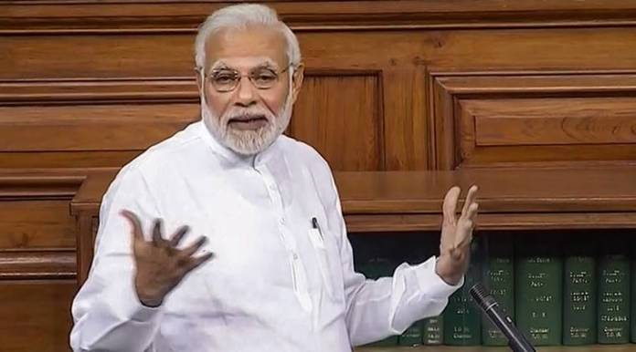 Man booked for posting 'objectionable' picture of PM Modi