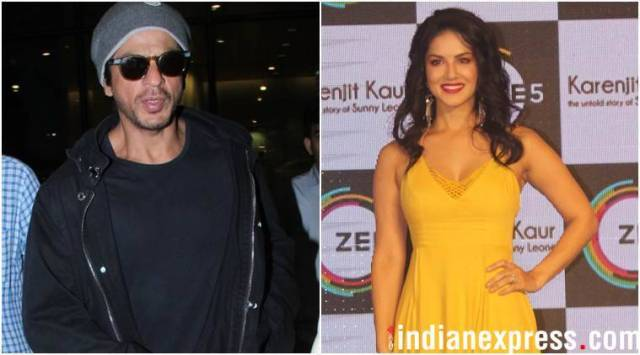 Celeb spotting: Shah Rukh Khan, Sunny Leone, Ranveer Singh and others