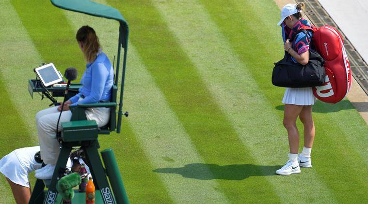 Top seed Simona Halep stunned by Hsieh Su-wei in Wimbledon 2018 thirdround