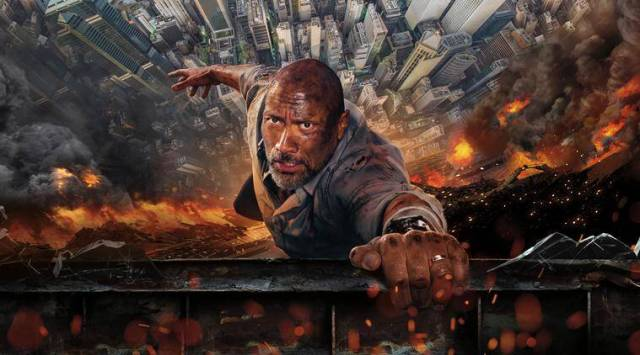 Skyscraper review roundup: Dwayne Johnsons latest outing receives mixedreviews
