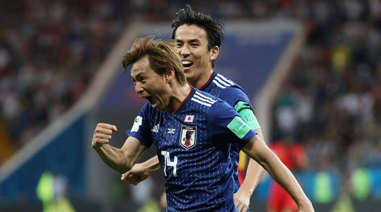 FIFA World Cup 2018, Belgium vs Japan: Takashi Inui scores incredible goal from 25 yards out, watchvideo