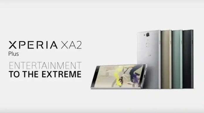 Sony. Sony Xperia XA2 Plus launch, Xperia XA2 Plus price in India, Xperia XA2 Plus availability, Xperia XA2 Plus specifications, Xperia XA2 Plus camera, Xperia XA2 Plus features