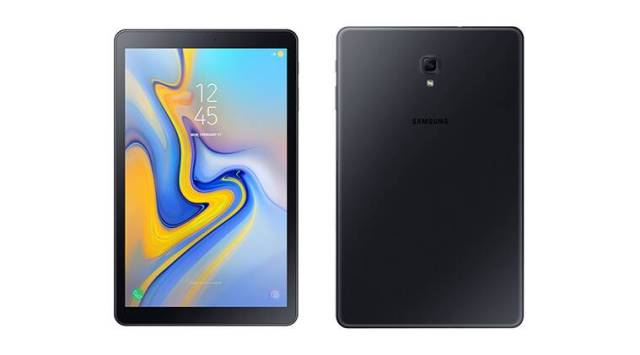 Samsung Galaxy Tab A 10.5 with 7,300mAh battery, Dolby Atmos launched in India: Price, specifications