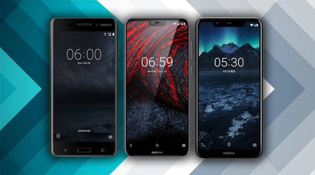 Image result for Nokia 6.1 Plus 5.1 Plus