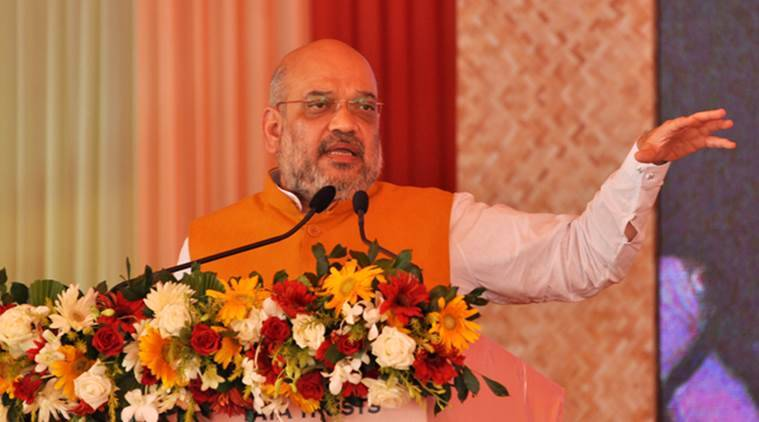 First visit since NRC, BJP chief Amit Shah to take on Mamata's TMC