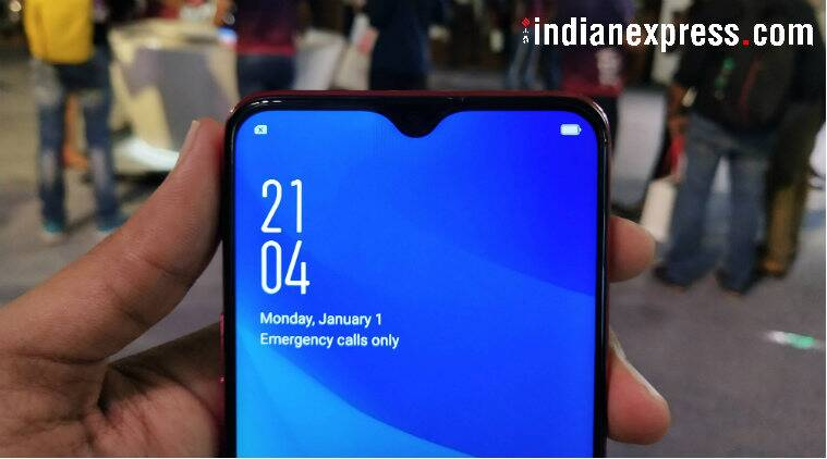 Oppo F9 Pro First Impressions At Rs 23 990 Design Is What Stands