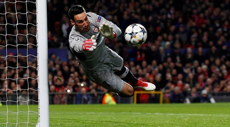 Sergio Rico, Sergio Rico Fulham, Sergio Rico Spain, Premier League, Sevilla, sports news, football, Indian Express