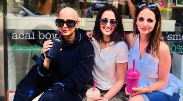 Sonali Bendres Friendship Day note is moving and inspiring
