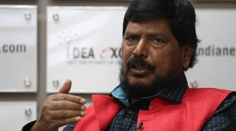 Ramdas Athawale, government jobs, reservation, job reservation, government job reservation, government jobs