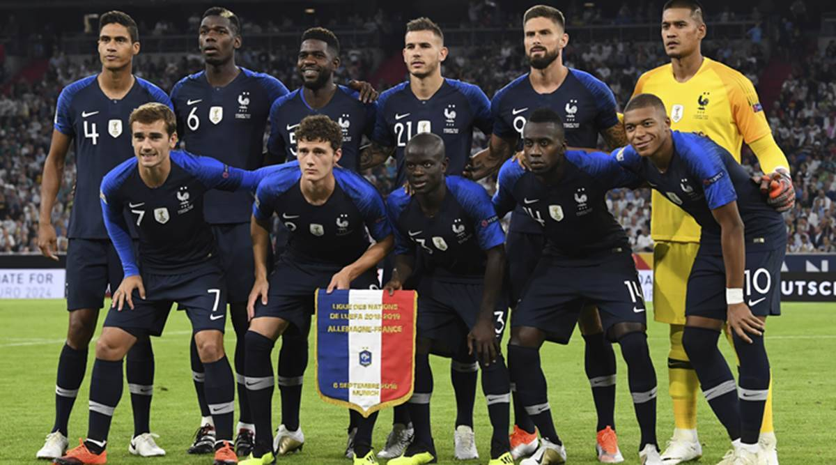 Getty images · xherdan shaqiri. Euro 2020 Tactical Approach Makes France Favourites Denmark Italy Could Surprise Say Experts Sports News The Indian Express