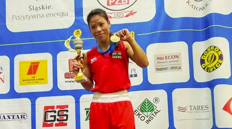 Mary Kom to lead Indian challenge at AIBA women's worldchampionship