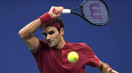 Image result for Federer Out of US Open after Losing to World Number 55