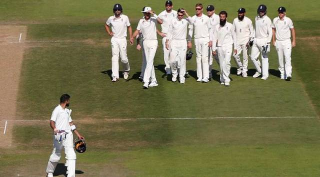 India vs England 4th Test: Almost for India, but not good enough