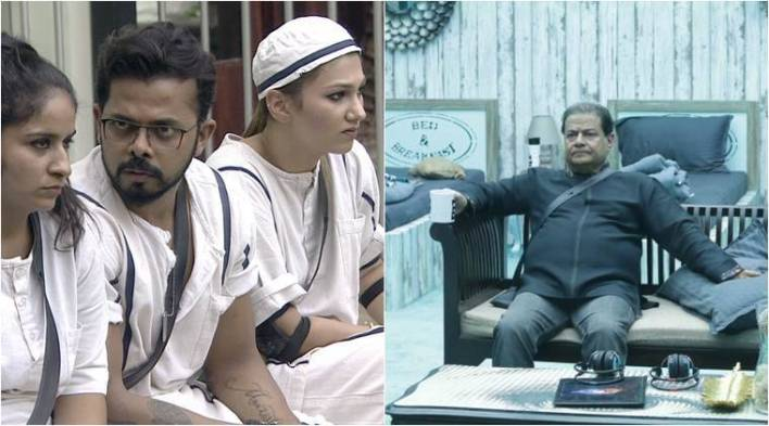 Bigg Boss 12 October 8 highlights: Surbhi lashes out at Karanvir; Sreesanth upset with Romil