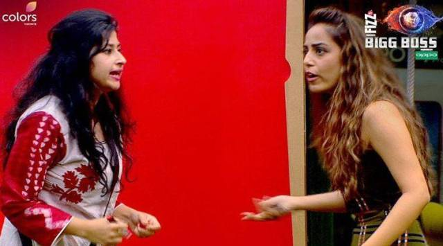 Bigg Boss 12 October 11 highlights: Srishty and Saba get physical during captaincy task