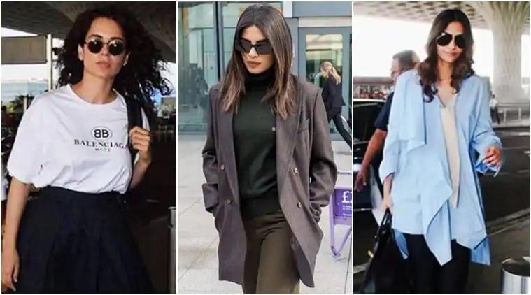 Kangana Ranaut, Priyanka Chopra, Sonam Kapoor: Best airport looks of the week (Oct 7 – Oct13)