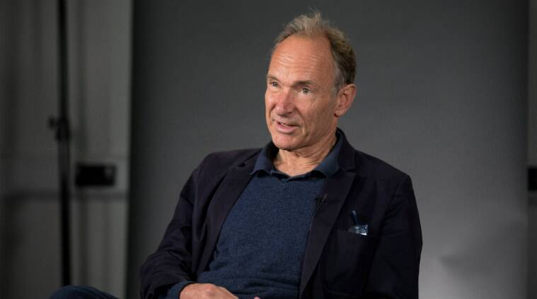 Tim Berners-Lee, amicable media platforms, father of internet, internet companies, Facebook, Berners-Lee Mesh, remoteness on internet, Google, Amazon, World Wide Web, loathing debate on Twitter, Apple, Microsoft