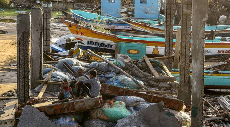 Air India waives charges for carrying relief material for cyclone Gaja victims