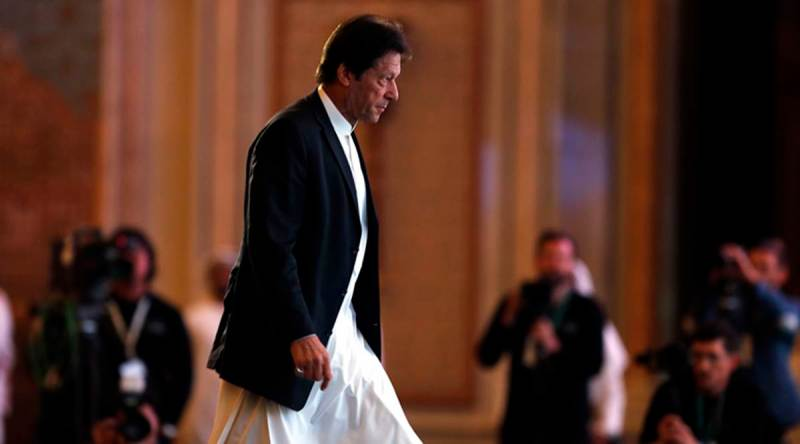 Pakistan PM Imran Khan raised Kashmir issue with UN chief: UN spokesman