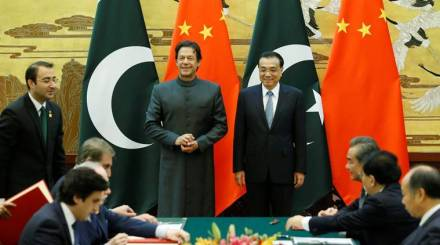 Support Pakistan's 'quest for peace through dialogue' with India: China
