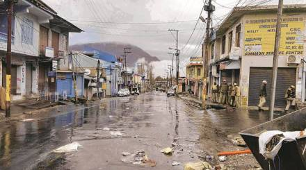 Jammu towns on boil after killing of BJP leader, his PSOs being questioned