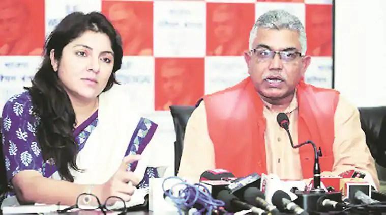 Kolkata: Those who oppose rath yatra will be crushed, says Locket Chatterjee