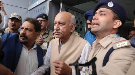 M J Akbar raped me, says US journalist; he says relationship was consensual