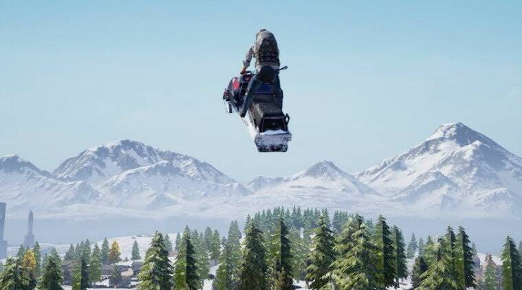 PUBG Mobile 0100 Update Goes Live Will Add New Vikendi Snow Map Technology News The Indian