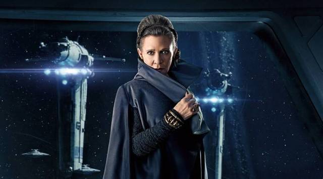 carrie fisher star wars episode 9