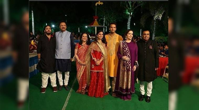 isha ambani, ambani, ambani wedding, isha ambani wedding, isha ambani wedding date, isha ambani marriage, isha ambani and anand piramal, isha ambani and anand piramal wedding, isha ambani and anand piramal marriage, isha ambani and anand piramal wedding date, anand piramal, anand piramal wedding, isha ambani fiance, isha ambani and anand piramal wedding date, isha ambani and anand piramal wedding venue, priyanka chopra, nick jonas, aishwarya rai bachchan, karan johar, mukesh ambani, celeb fashion, indian express, indian express news