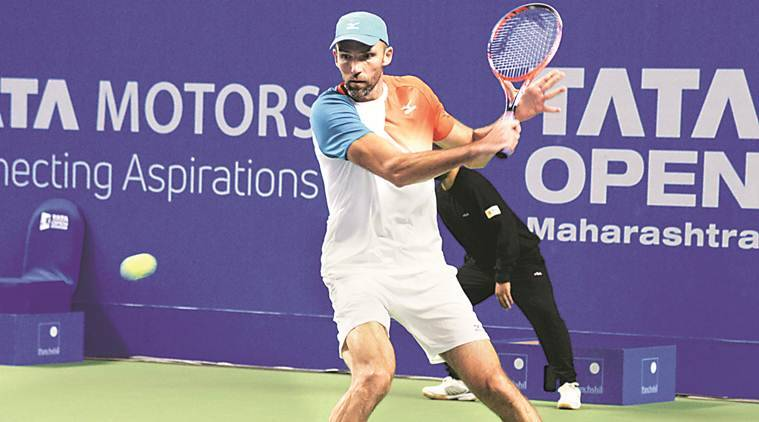 Serve-and-volleying Ivo Karlovic stands test of time