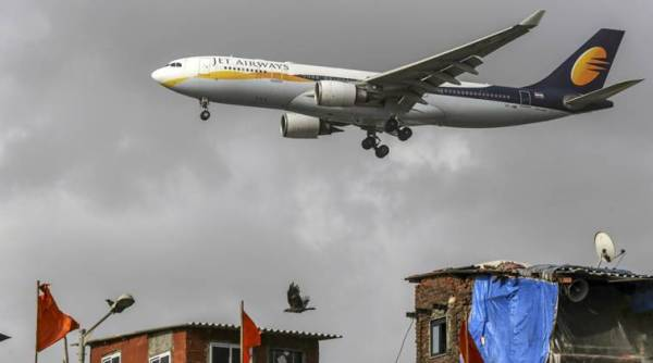 jet airways, etihad airways, jet airways debt, jet airways etihad deal, abu dhabi, state bank of india, indian express news