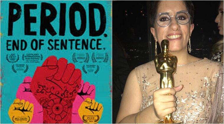Guneet Monga production Period End of Sentence won Oscars