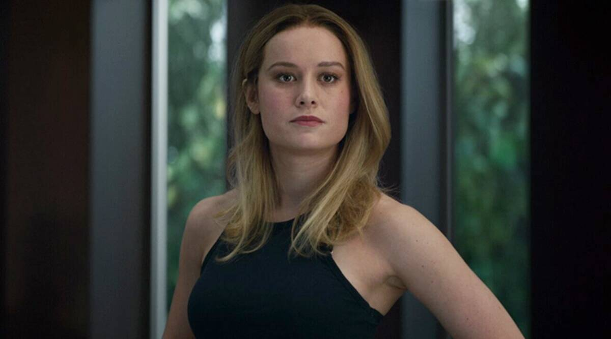 Brie Larson on online trolls: I promised myself that I won't pay attention  to it   Entertainment News,The Indian Express