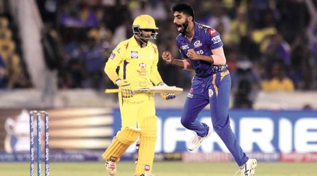 ipl 2019, mi vs csk stats, mumbai indians, chennai super kings, ipl final, ipl final 2019, jasprit bumrah, malinga, Dhoni, cricket, Indian express