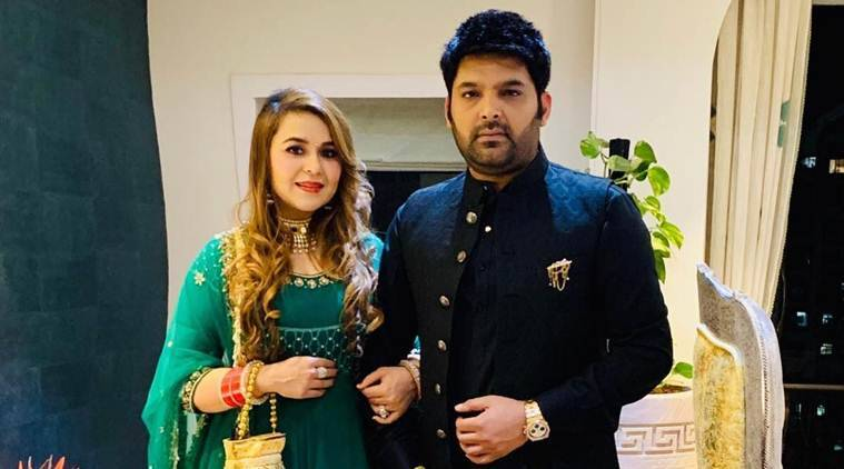 Kapil Sharma And Ginni Chatrath To Welcome Their First Child In December Entertainment News