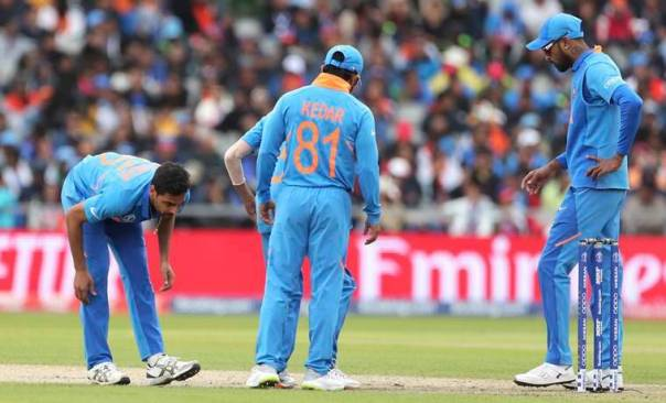 Image result for bhuvneshwar kumar injury
