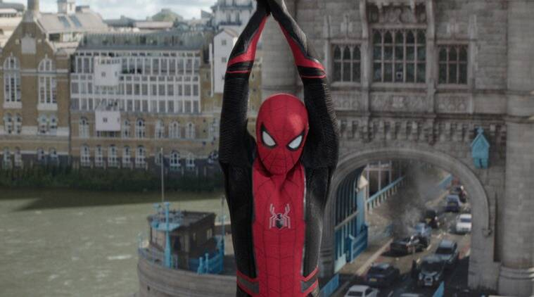 Spider-Man: Far From Home release india