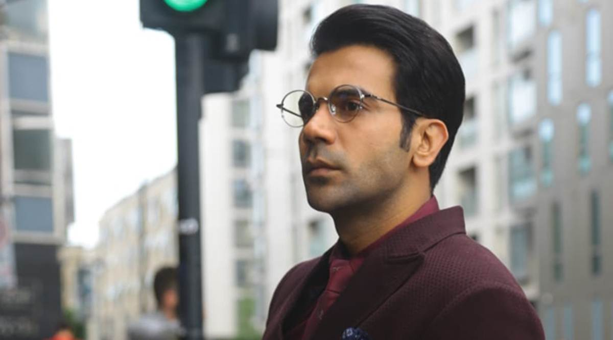 Rajkummar Rao: My look in Judgementall Hai Kya reflects the complexity of  my character   Entertainment News,The Indian Express