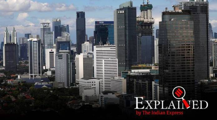 Explained Why Indonesia Is Moving Its Capital And What Next For Jakarta Explained News The Indian Express