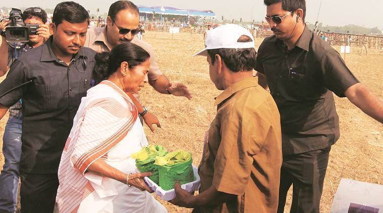 Singur anniversary: Committed to farmers' welfare, boosting industry, says Mamata Banerjee