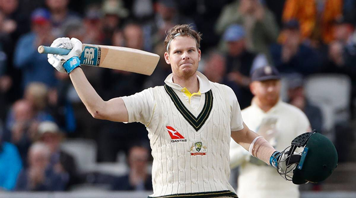 steve smith fb Steve Smith dares India pacers, says he's 'not stressed with short bowling'