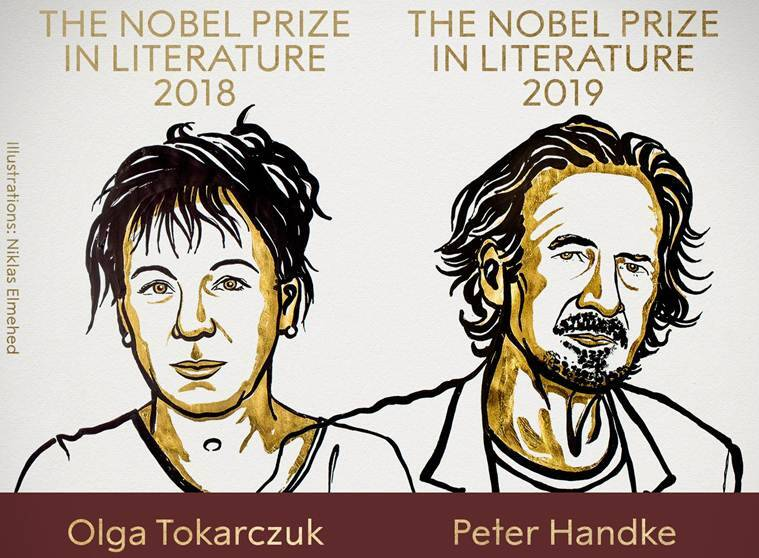 2019 Literature Nobel Prize Goes To Poland And Austria