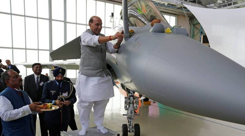 rajnath singh 1200 3 - Rafale jets to be formally inducted into Indian Air Force tomorrow