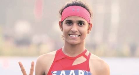 Long-jumping and breaking records: Shaili Singh, remember the name | Sports  News,The Indian Express