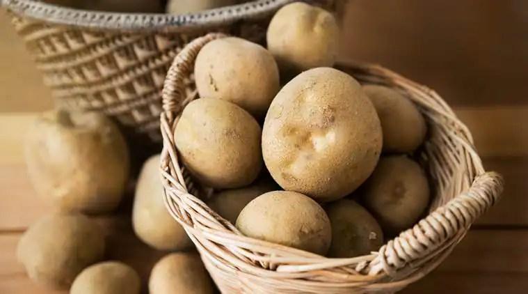 Potato production in india, india potato production output, potato waste india, indian express news