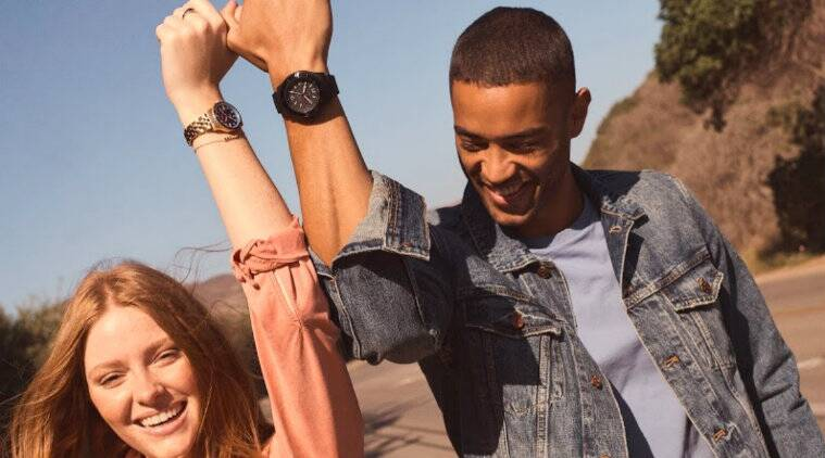 Fossil Hybrid HR, Fossil Hybrid HR launched, Fossil Hybrid HR price, Fossil Hybrid HR specs, Fossil Hybrid HR specifications